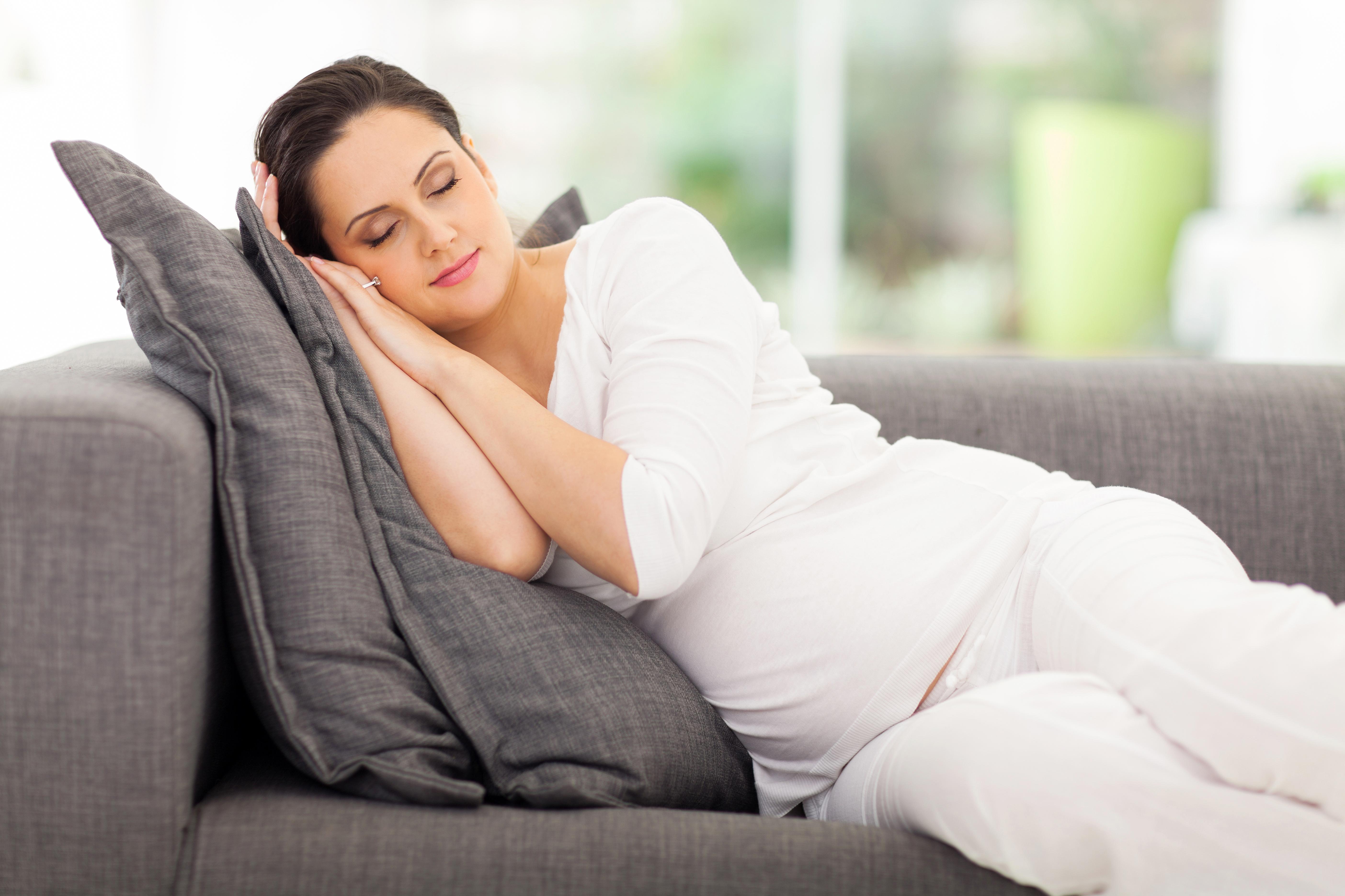 Hamilelikte uyku problemleri