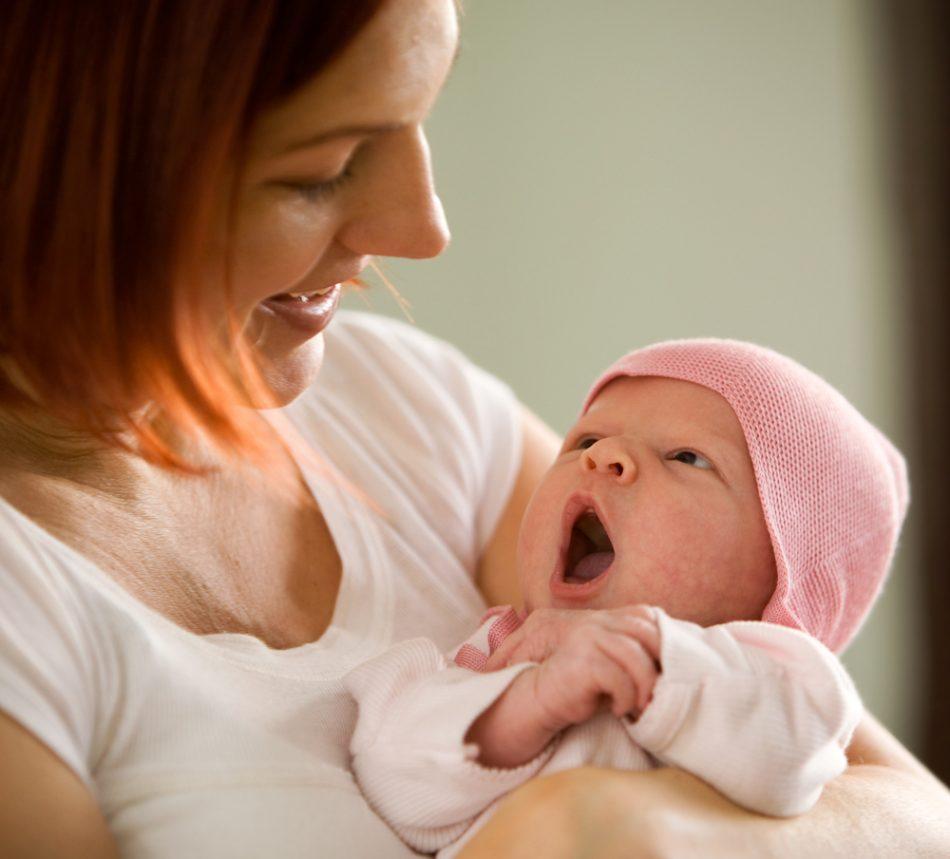 Bebeğinizin size alışması için bunu yapın